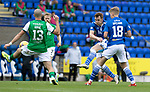 St Johnstone v Hibs……23.08.20   McDiarmid Park  SPFL<br />Liam Craig shoots over<br />Picture by Graeme Hart.<br />Copyright Perthshire Picture Agency<br />Tel: 01738 623350  Mobile: 07990 594431
