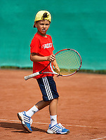 2013-08-17, Netherlands, Raalte,  TV Ramele, Tennis, NRTK 2013, National Ranking Tennis Champ, Noah Gabriel <br />
