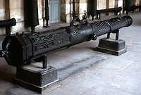 """Visual Arts:  Arms--16th century """"Couleuvrine""""  of the Army of the Duke of Wurtemberg.  Photo '90."""