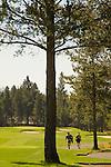 Golfing in Bend, Oregon