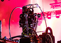 HOUSTON, TEXAS - NOVEMBER 09: Travis Scott performs during the second annual Astroworld Festival at NRG Park on November 9, 2019 in Houston, Texas. Photo: Trish Badger/imageSPACE/MediaPunch
