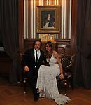 """GABRIELE MUCCINO CON ANGELICA RUSSO<br /> PREMIERE """"BACIAMI ANCORA"""" DI GABRIELE MUCCINO  - RICEVIMENTO AL HOTEL MAJESTIC  ROMA 2010"""