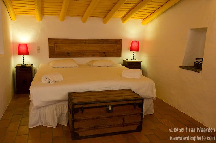 Bedroom at the Aldeia da Pedralva resort