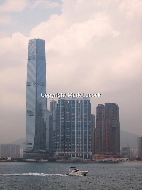 Kowloon from Hong Kong Island