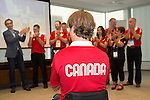 TORONTO, ON, AUGUST 15, 2015. Sponsors and Staff Reception before and during the Closing Ceremonies of the 2015 ParaPan Am Games.<br /> <br /> Photo: Dan Galbraith/Canadian Paralympic Committee