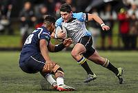 160723 Auckland Premier Club Rugby - Gallaher Shield semi-final, College Rifles v Grammar TEC
