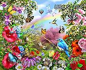 Flowers paintings
