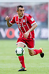 Bayern Munich Defender Rafinha de Souza in action during the 2017 International Champions Cup China  match between FC Bayern and AC Milan at Universiade Sports Centre Stadium on July 22, 2017 in Shenzhen, China. Photo by Marcio Rodrigo Machado / Power Sport Images