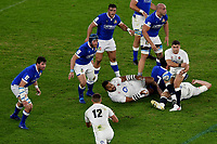 9 ENG  <br /> Roma 31/10/2020 Stadio Olimpico <br /> Rugby 6 Nations 2020 <br /> Italy - England. <br /> Photo Andrea Staccioli / Insidefoto / Fotosportit