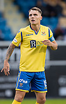 St Johnstone FC….Season 2019-20 <br />Jason Kerr<br />Picture by Graeme Hart. <br />Copyright Perthshire Picture Agency<br />Tel: 01738 623350  Mobile: 07990 594431