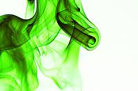 Photographs of smoke