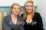 Catriona Houlihan and Siobhan McCarthy enjoying the evening in Cassidys on Saturday.