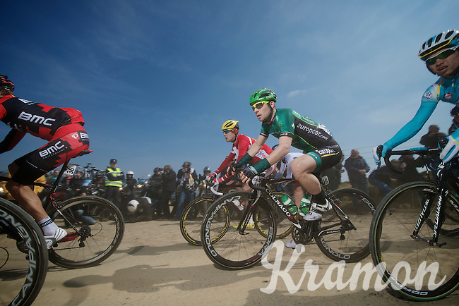 111th Paris-Roubaix 2013..Morgan Lamoisson (FRA)