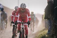 dust-catcher<br /> <br /> 50th GP Samyn 2018<br /> Quaregnon > Dour: 200km (BELGIUM)