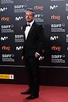 Benedict Andrews during the inauguration gala for the 67th San Sebastian Donostia International Film Festival - Zinemaldia.September 20,2019.(ALTERPHOTOS/Yurena Paniagua)