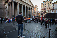 Alessandro Zan MP (Partito Democratico PD / Democratic Party).<br />