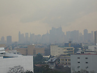 smog in Manila<br /> photo : (c) images Distribution