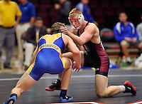 Stanford, CA; Thursday December 17, 2015; Wrestling, Stanford vs CSU Bakersfiled.