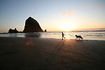 Dog Friendly Cannon Beach, Oregon
