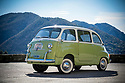 4/03/20 - SAINT MARTIN DU VAR - ALPES MARITIMES - FRANCE - Essais FIAT Multipla de 1963 - Photo Jerome CHABANNE