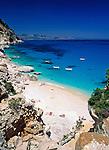 Italy, Sardinia, Cala Goloritze at Golfo di Orosei