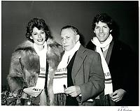 Sam Berger, proprietaire des ALOUETTES de Montreal<br /> , 1979<br /> <br /> PHOTO : Agence Quebec Presse <br /> <br /> <br /> <br /> <br /> <br /> PHOTO :   Agence Quebec Presse