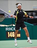 2011-02-07, Tennis, Rotterdam, ABNAMROWTT,  Ferrer