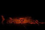 ICOSAHEDRON....Chorégraphie : CARVALHO Tânia..Lumiere : IGLESIAS Zeca..costumes : PROTIC Aleksandar..avec : ..Luiz Antunes, Jutta Bayer, Inês Campos, Bruna Carvalho, Bruno Andre, Elena Castilla, António Cabrita, São Castro, Marta Cerqueira, Constança Couto, Gustavo Figueiredo, Jácome Filipe, Luís Guerra, Ramiro Guerreiro, Florent Hamon, Maria João Rodrigues, Elizabete Francisca, Filipe Pereira, Sandra Rosado, Teresa Silva..Compagnie : Tânia Oak Tree..Le 16/06/2012..Lieu : Jardin de l'Evéché..Ville : Uzès..© Laurent Paillier / photosdedanse.com..All rights reserved