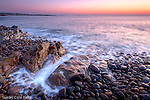 Dawn at Bass Rocks, Gloucester, Massachusetts, USA