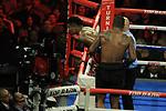 Eleider Álvarez venció a Michael Seals por KO en el séptimo asalto en Verona, Nueva York y ganó los títulos Continental de las Américas del CMB y el Intercontinental de la OMB.