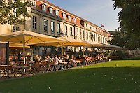 Berlin, Germany. Operncafe, Opera Cafe, Prinzessinnenpalais, on Unter den Linden.