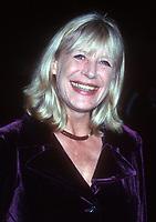 Marianne Faithfull<br /> 1997<br /> Photo By Michael Ferguson/CelebrityArchaeology.com