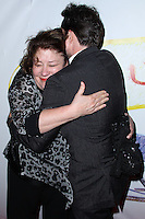 """WEST HOLLYWOOD, CA - NOVEMBER 13: Margo Martindale, Jason Patric at the """"Stand Up For Gus"""" Benefit held at Bootsy Bellows on November 13, 2013 in West Hollywood, California. (Photo by Xavier Collin/Celebrity Monitor)"""