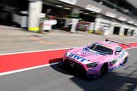 4th September 2021; Red Bull Ring, Spielberg, Austria; DTM  Race 1 at Spielberg;   Daniel Juncadella ES Mercedes-AMG Team GruppeM Racing - Mercedes-AMG GT3