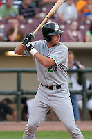 Clinton Lumberkings Brian Valichka during a Midwest League game at Fifth Third Field on July 18, 2006 in Dayton, Ohio.  (Mike Janes/Four Seam Images)