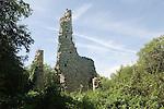 Eastbridge. Lost villages of Romney Marsh. Eastbridge church all that now remains of the village.