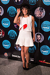 Eva Ugarte attends the photocall before the concert of spanish singer El Barrio in Royal Theater in Madrid, Spain. July 27, 2015.<br />  (ALTERPHOTOS/BorjaB.Hojas)
