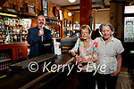Theresa and Phil McCarthy who are retiring from Jess McCarthys bar in Castle Street, Tralee, the bar is now being run by their nephew Justin McCarthy.