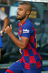 Presentation 1st team FC Barcelona 2019/2020.<br /> Rafinha.