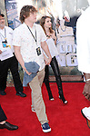 Emma Roberts and her date at The Disney World Premiere of The Lone Ranger held at at Disney California Adventure in Anaheim, California on June 22,2021                                                                   Copyright 2013 Hollywood Press Agency