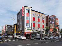 Ruby Motel in Andong, Provinz Gyeongsangbuk-do, Südkorea, Asien<br /> Ruby Motel  in Andong,  province Gyeongsangbuk-do, South Korea, Asia