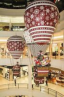 SAO PAULO,SP, 23.10.2014 - NATAL 2014 / SHOPPING HIGIENOPOLIS - Decoração natalina é vista no Shopping Pátio Higienópolisna regiao central de Sao Paulo, nesta quinta-feira, 23. (Foto: Marcos Moraes / Brazil Photo Press).