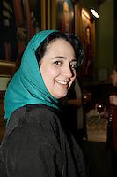 Mahnaz Afzali, Iranian Filmmaker ,The Red Card (IRAN)