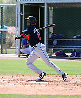 Wilfri Peralta - Cleveland Indians 2019 extended spring training (Bill Mitchell)