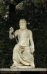 Jupiter Bandinelli Boboli Gardens