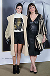 """Clara Lago and Leonor Watling attends to the photocall of the presentation Loewe Exhibition """"Past, Present, Future"""" in Madrid. November 17, Spain. 2016. (ALTERPHOTOS/BorjaB.Hojas)"""