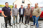 Attending the Gortatlea Mart Annual Show & Sale on Thursday.<br /> L to r: James O'Donoghue, Jason O'Connor (Guineevguilla), Mike Murphy (Barraduff), Michael O'Donoghue and Brian Anderson