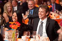Event - MGH 100 / Matt Damon
