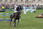 International Jumping in Chantilly France.Winner : Timothée Anciaume (FRA) european champion riding Jarnac