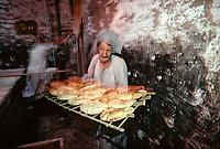 Afrique/Egypte/Assouan: Chez le boulanger
